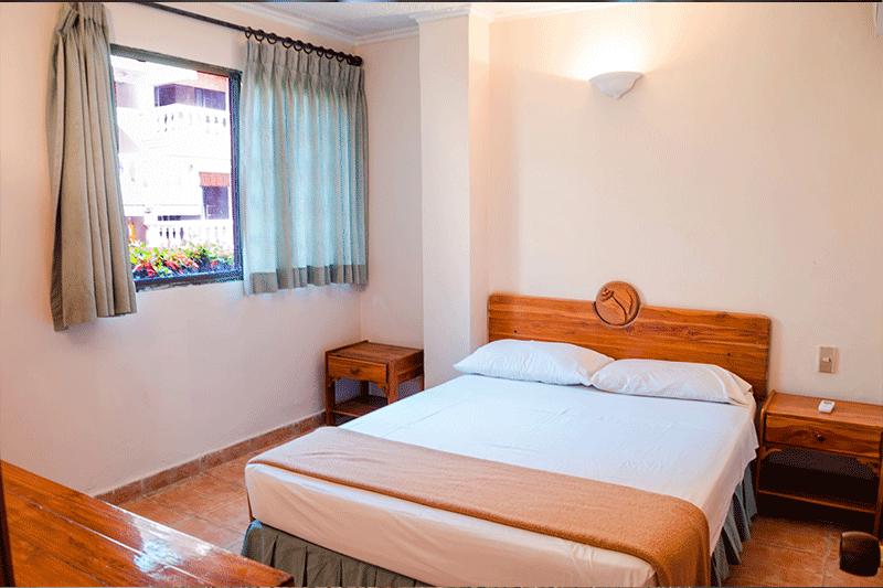 Habitación Tipo Apartamento Hotel Mendihuaca en Santa Marta cerca a Tayrona