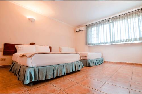 Habitación Tipo Estandar Hotel Mendihuaca en Santa Marta cerca a Tayrona