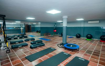 Mendihuaca Gymnasium