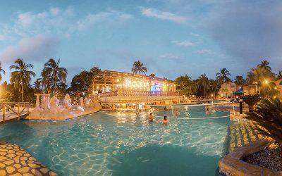 Hotel Mendihuaca Santa Marta