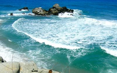 Hermosas playas caribeñas