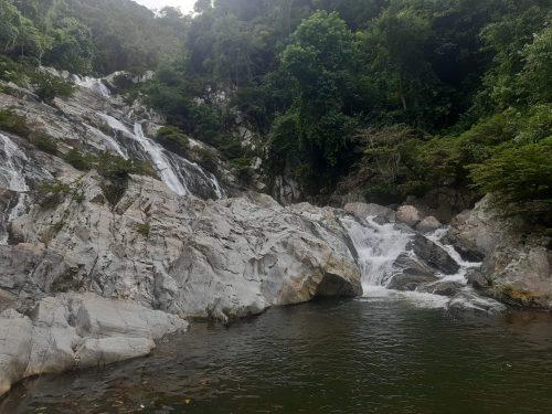 Quebrada Valencia cerca a Mendihuaca